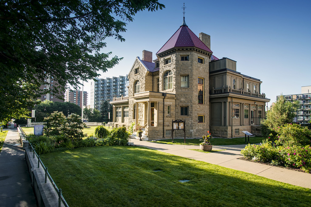Lougheed House-0005